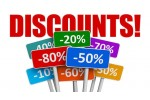Discounts and Offers Never seen Before