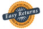 Easy Returns Just in Case